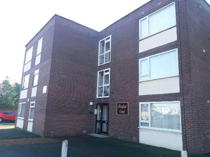1 Bedroom Flat for sale in Mayfair Court, Blackpool, FY1 6QR