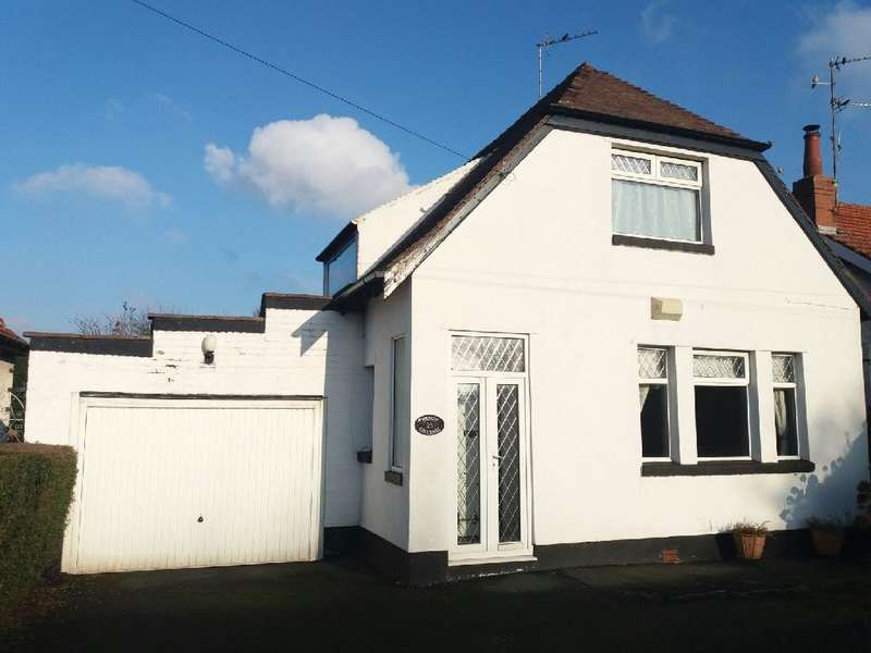 2 Bedrooms Detached House for sale in Poulton Road, Blackpool, FY3 7JJ