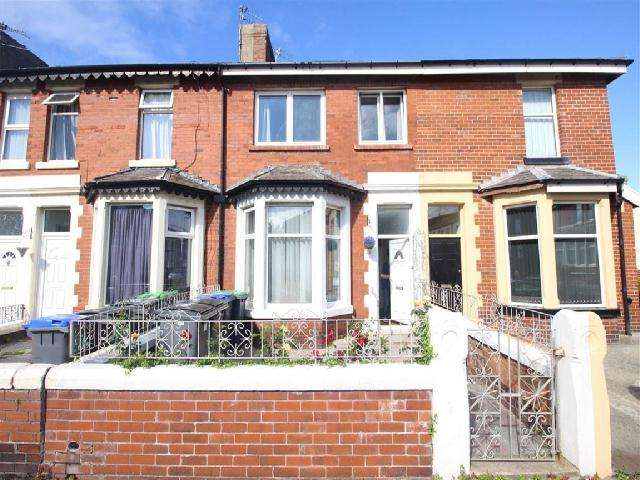 Property for sale in Elizabeth Street, BLACKPOOL, FY1 3JD