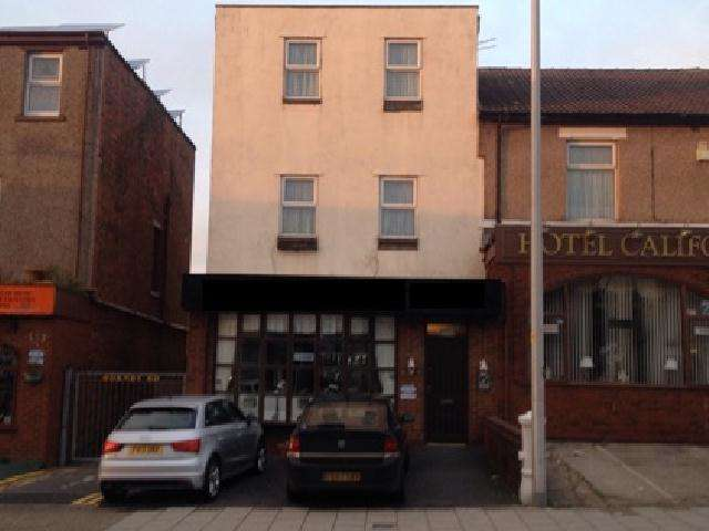 Hotel Commercial for sale in Hornby Road, Blackpool, FY1 4QS