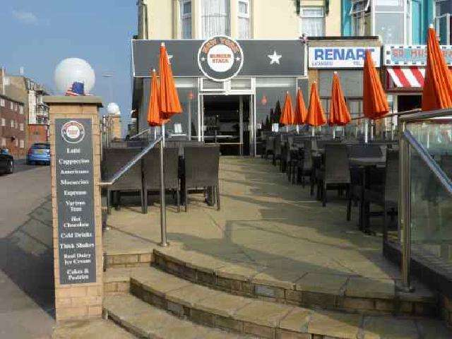 Cafe Commercial for sale in Promenade, Blackpool, FY1 6BH