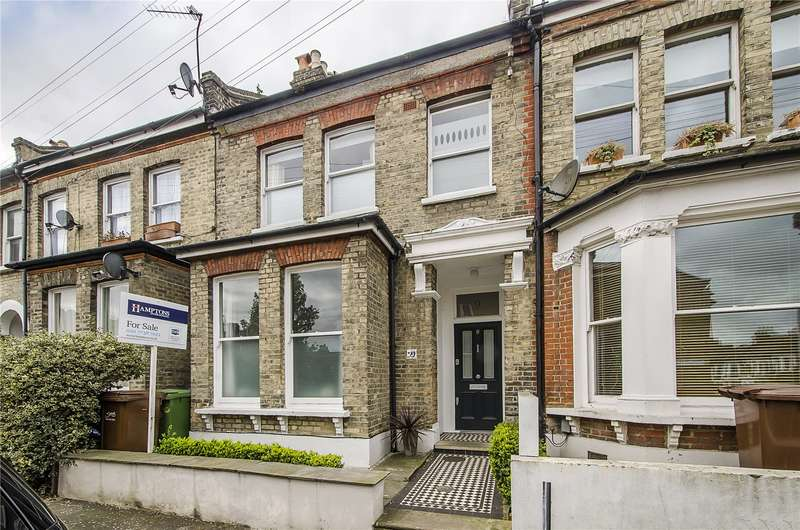 3 Bedrooms Terraced House for sale in Oxonian Street, London, SE22