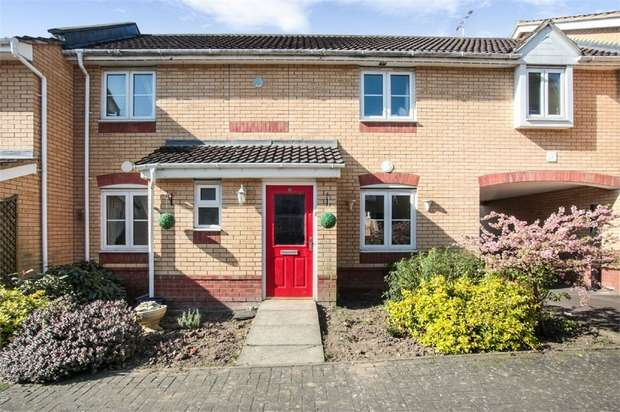 4 Bedrooms Terraced House for sale in Avery Close, Leighton Buzzard, Bedfordshire