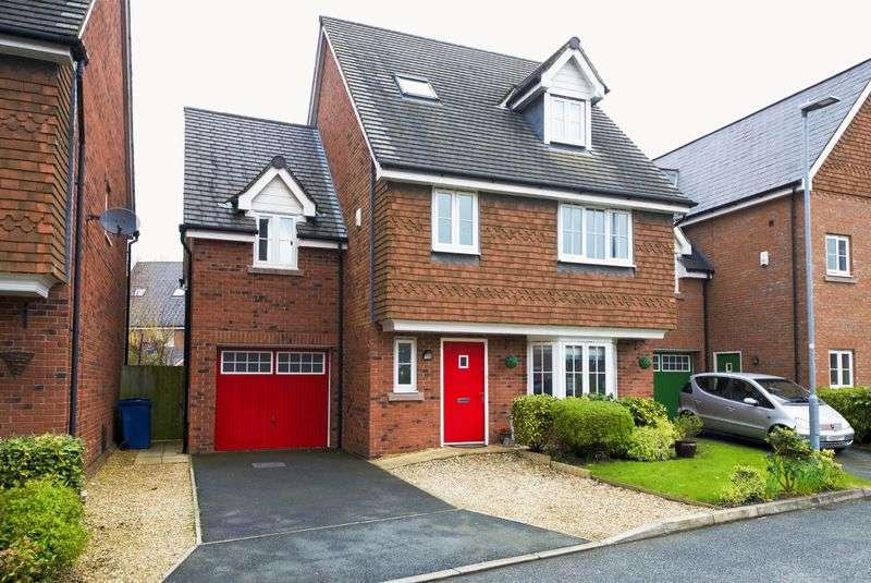 5 Bedrooms House for sale in Chaise Meadow, Lymm