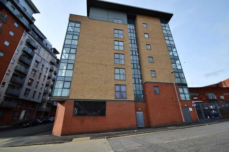 Studio Flat for sale in Lincoln Gate, Green Quarter, Manchester