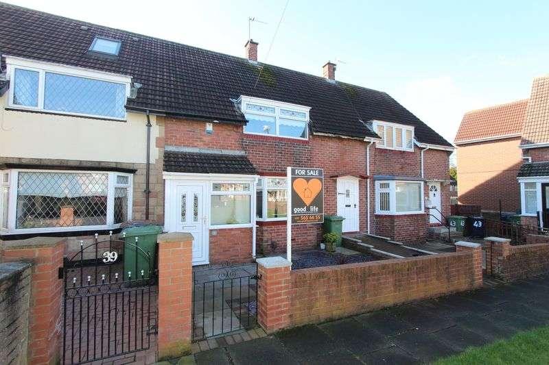 3 Bedrooms Terraced House for sale in Henley Road, Nookside, Sunderland