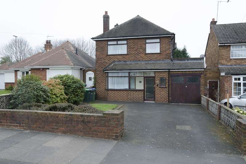 3 Bedrooms Detached House for sale in Lower City Road, Tividale, Oldbury