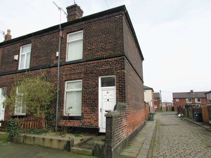 2 Bedrooms Terraced House for sale in New George Street, Bury