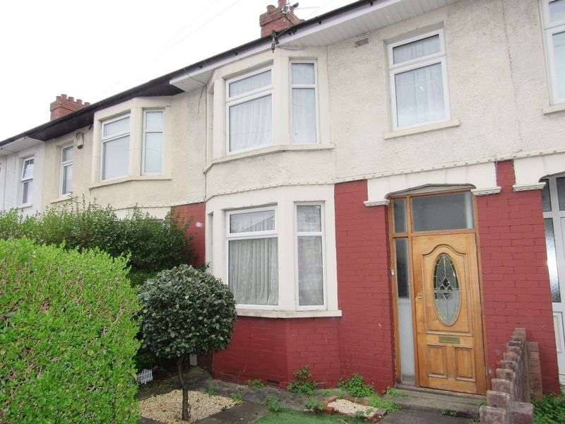 3 Bedrooms Terraced House for sale in Cowbridge Road West Ely Cardiff CF5 5TD