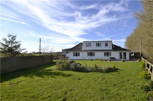 4 Bedrooms Detached House for sale in Red Hill, Camerton, BATH, Somerset, BA2 0NY