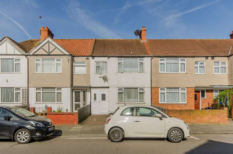 3 Bedrooms House for sale in Abbotts Road, Mitcham, CR4