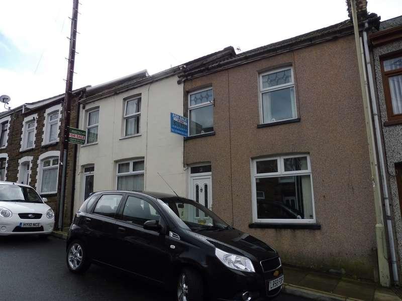 3 Bedrooms Terraced House for sale in Alexandra Road, Pontycymer, Bridgend