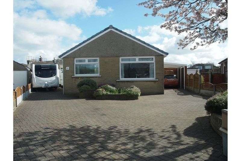 2 Bedrooms Detached Bungalow for sale in 73 Oak Avenue, Bare, Morecambe