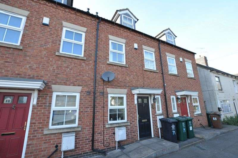 3 Bedrooms Terraced House for sale in Market Street, Church Gresley