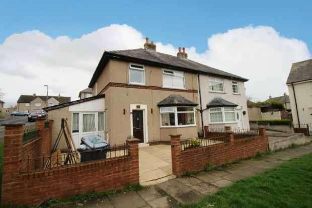 3 Bedrooms Semi Detached House for sale in Greenset Close, Lancaster, Lancashire, LA1 2PN
