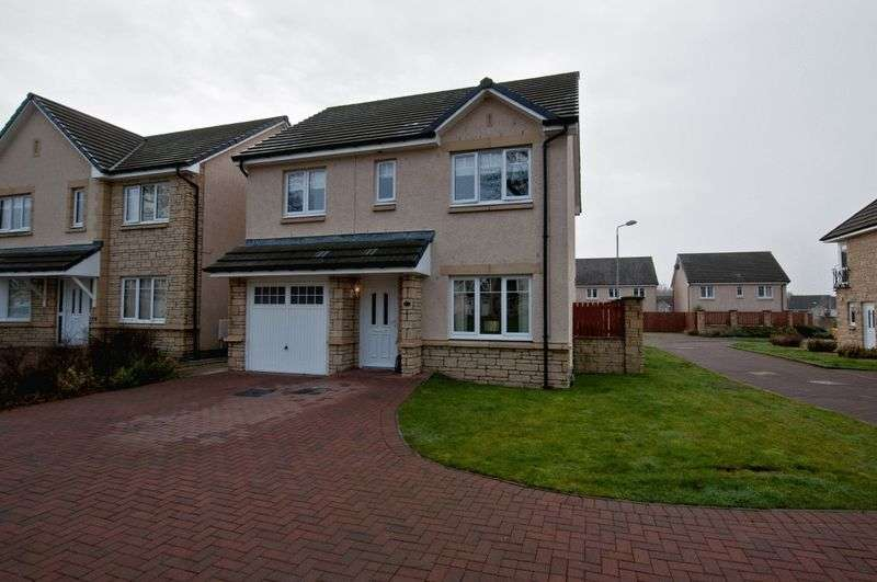 4 Bedrooms Detached House for sale in Galan, Alloa