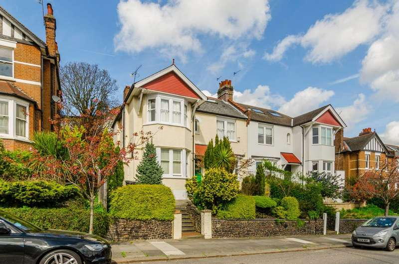 2 Bedrooms Flat for sale in Cranley Gardens, Muswell Hill, N10