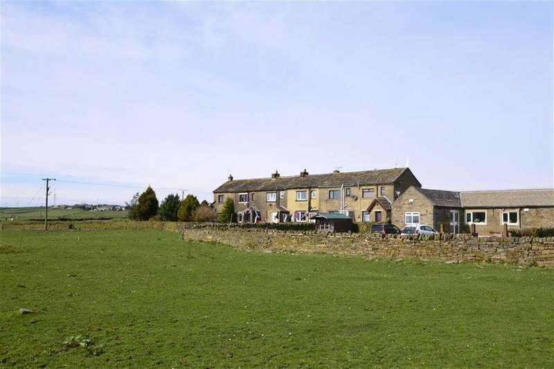 2 Bedrooms Cottage House for sale in Heather Place, Queensbury BD13, Queensbury Bradford