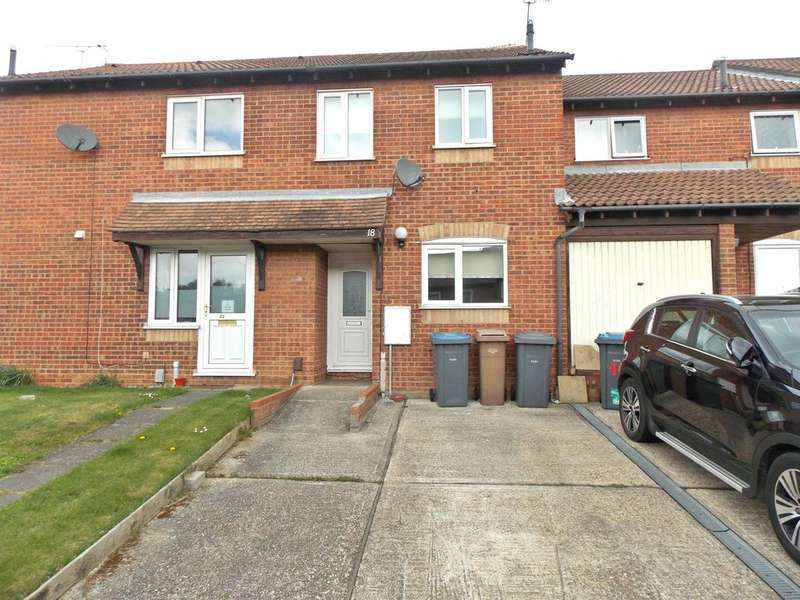 2 Bedrooms Terraced House for sale in Blyford Way, Felixstowe, Suffolk IP11