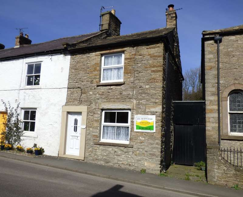 2 Bedrooms Cottage House for sale in Georges Cottage, West Witton