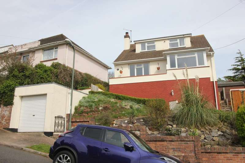 4 Bedrooms Detached House for sale in Highfield Crescent, Paignton