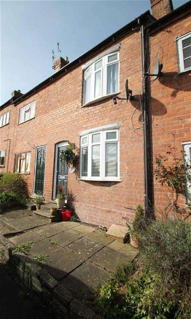 3 Bedrooms Terraced House for sale in New Street, Ludlow