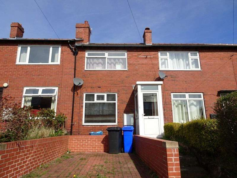 2 Bedrooms Terraced House for rent in Midfield Rd, Crookes, Sheffield S10 1SU