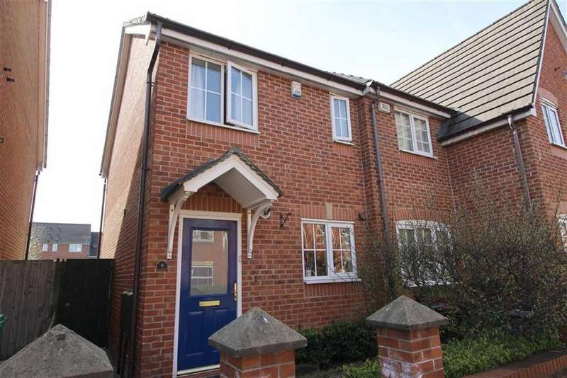 2 Bedrooms Terraced House for sale in Rochester Avenue, Chorlton