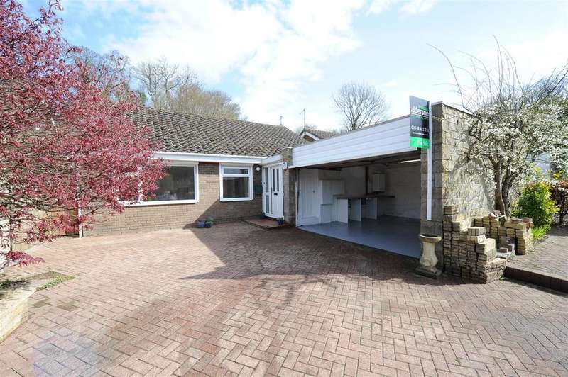 4 Bedrooms Detached Bungalow for sale in Oakfields, Middleton Tyas