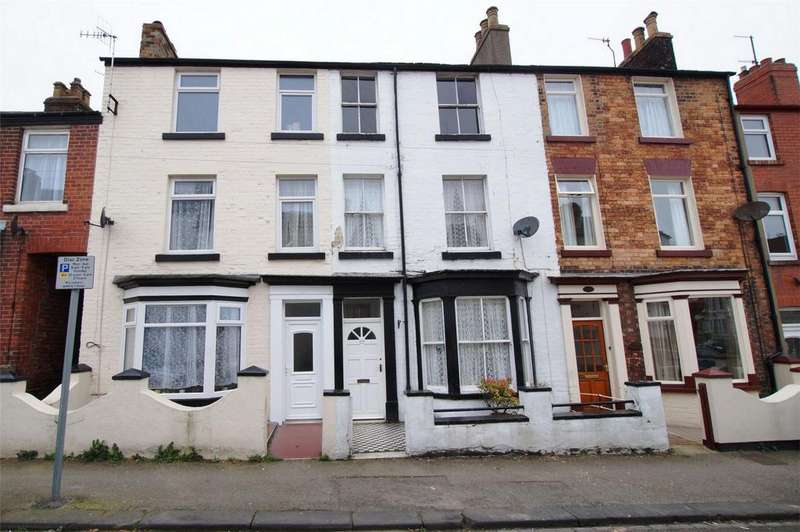 5 Bedrooms Terraced House for sale in Trafalgar Road, Scarborough