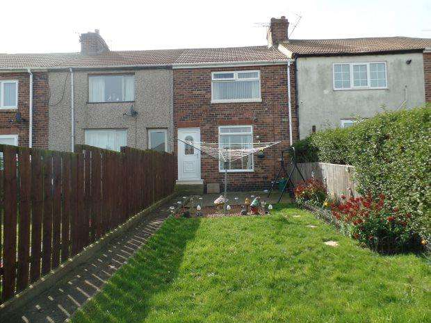 2 Bedrooms Terraced House for sale in RABY AVENUE, EASINGTON, PETERLEE AREA VILLAGES