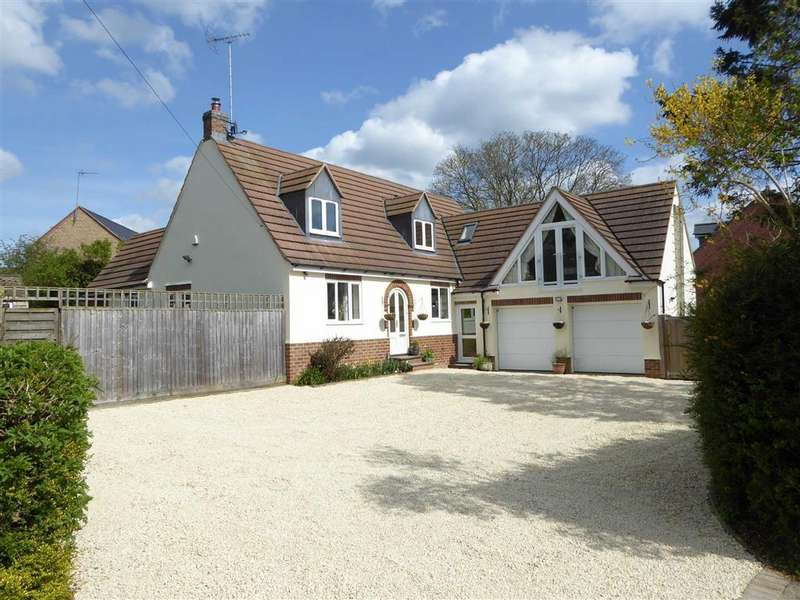 5 Bedrooms Detached Bungalow for sale in Winter Gardens Way, Banbury