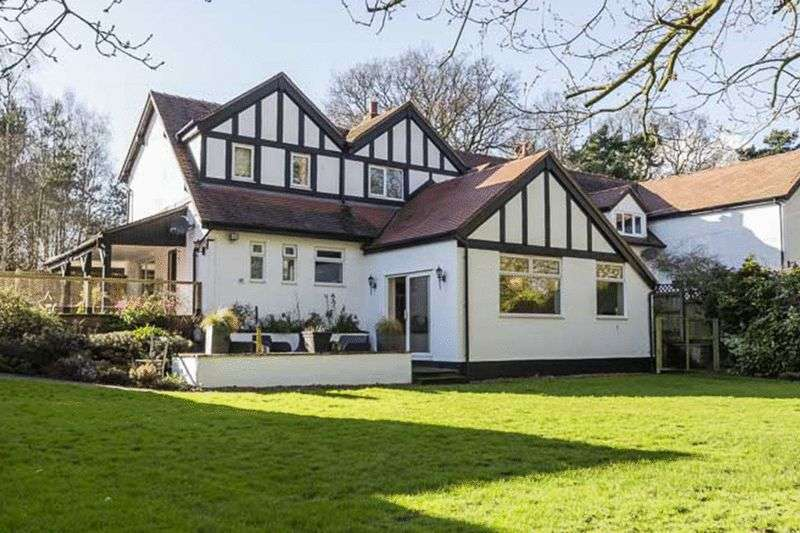 4 Bedrooms Semi Detached House for sale in Blakemere Hall Farmhouse, Sandiway, CW8 2EB