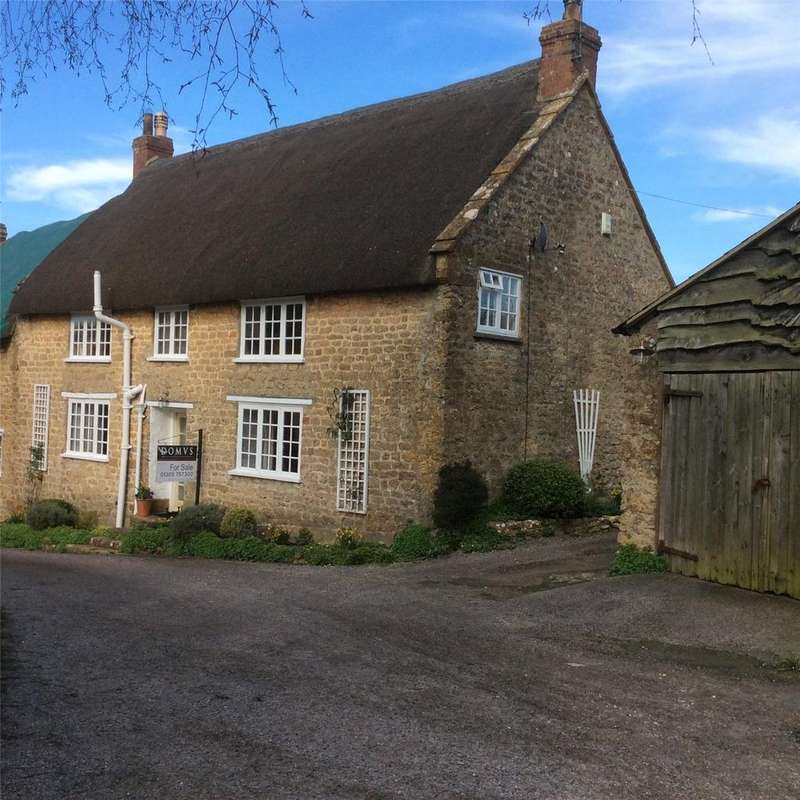 2 Bedrooms Semi Detached House for sale in South Perrott, Beaminster, Dorset