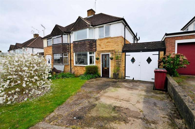 3 Bedrooms Semi Detached House for sale in Dee Road, Tilehurst, Reading