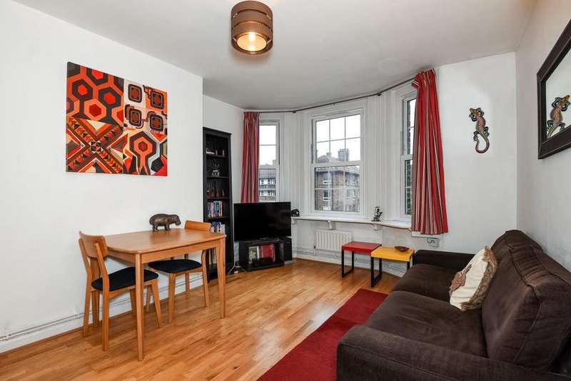 2 Bedrooms Flat for sale in Pilton Place, Walworth, SE17
