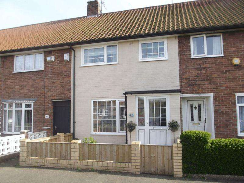3 Bedrooms Terraced House for sale in Benedict Road, Hull
