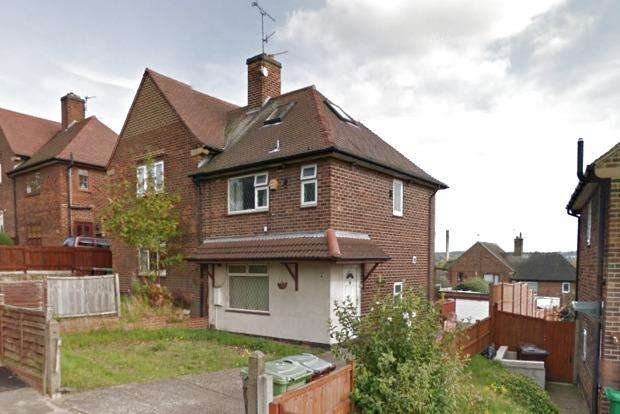 3 Bedrooms Semi Detached House for sale in Arnold Road, Arnold, Nottingham, NG5