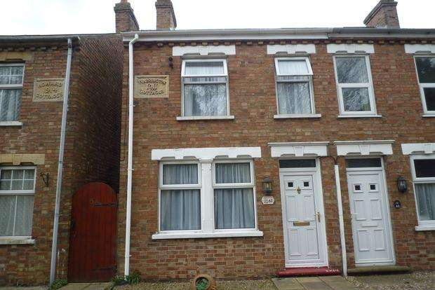 2 Bedrooms Semi Detached House for sale in Station Road, Tydd Gote, Wisbech, PE13