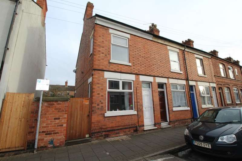 3 Bedrooms Property for sale in Station Street, Loughborough, LE11