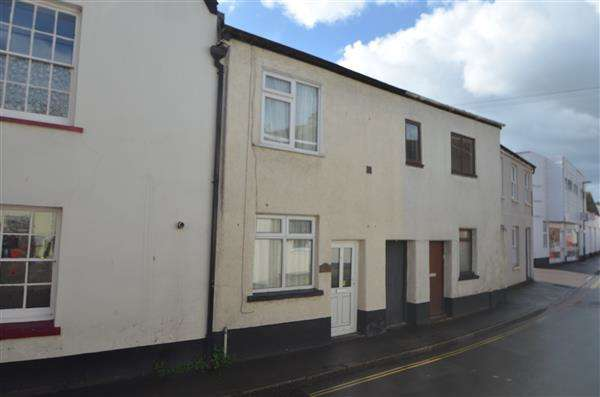 3 Bedrooms Cottage House for sale in High Street, Dawlish