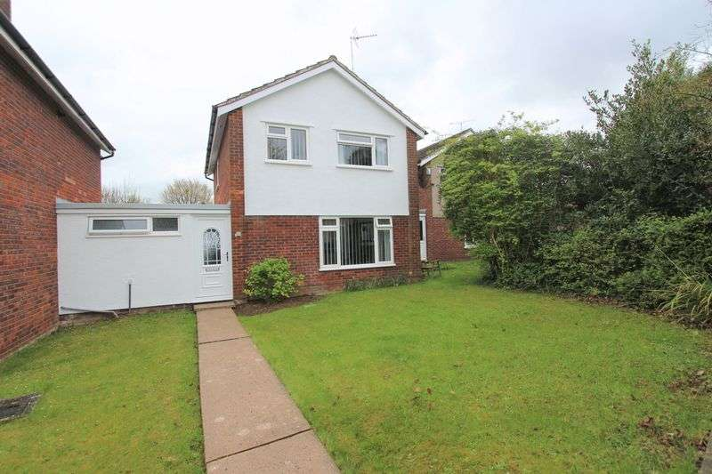 3 Bedrooms Detached House for sale in Regents Close, Thornbury