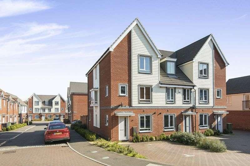 4 Bedrooms House for sale in Heron Road, Norwich, Norfolk, NR8