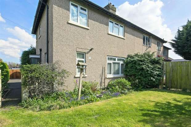 3 Bedrooms Semi Detached House for sale in Long Drive, Acton