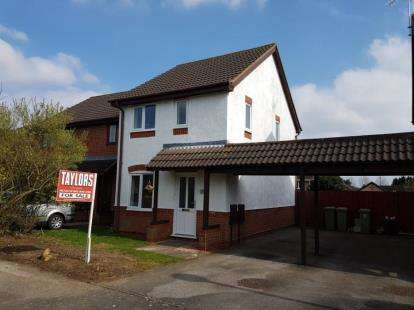 2 Bedrooms End Of Terrace House for sale in Denchworth Court, Emerson Valley, Milton Keynes