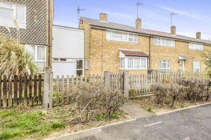 4 Bedrooms Terraced House for sale in Austen Paths, Stevenage, Hertfordshire, England