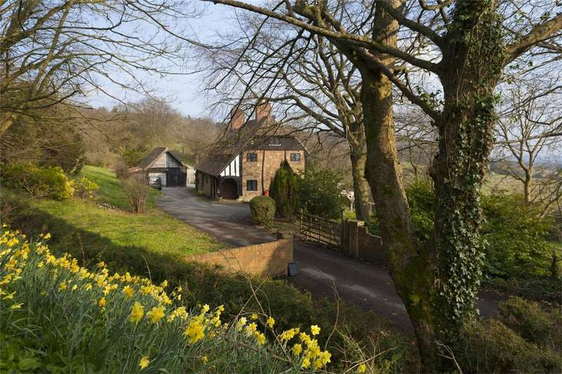 4 Bedrooms Detached House for sale in Charing