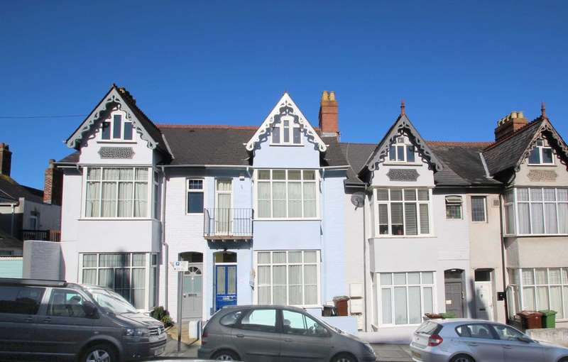 3 Bedrooms House for sale in Mutley, Plymouth