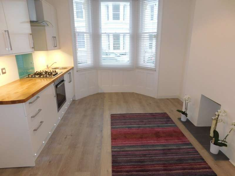 1 Bedroom Flat for sale in Stafford Road, Brighton