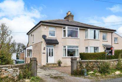 3 Bedrooms Semi Detached House for sale in Tatterthorn Road, Bentham, Lancaster, North Yorkshire, LA2